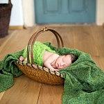 Mateo – Neugeborenenfotografie